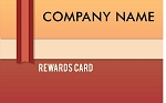 Earth Tones Rewards Cards
